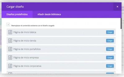 Caso de estudio I: diseño de la web de Clickea con Divi Theme